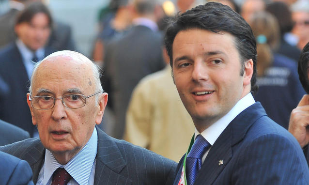Consultazioni al Colle, l'incarico a Renzi entro domani. Lega e 5 Stelle non vanno al Quirinale