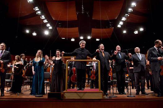 Auditorium, la Messa in Si minore di Bach esaltata dalla magistrale direzione di Pappano e l'orchestra dell'Accademia S.Cecilia