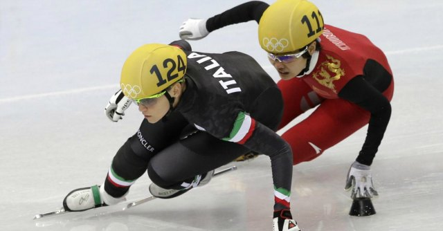 Sochy 2014, bronzo italiano nello short track donne