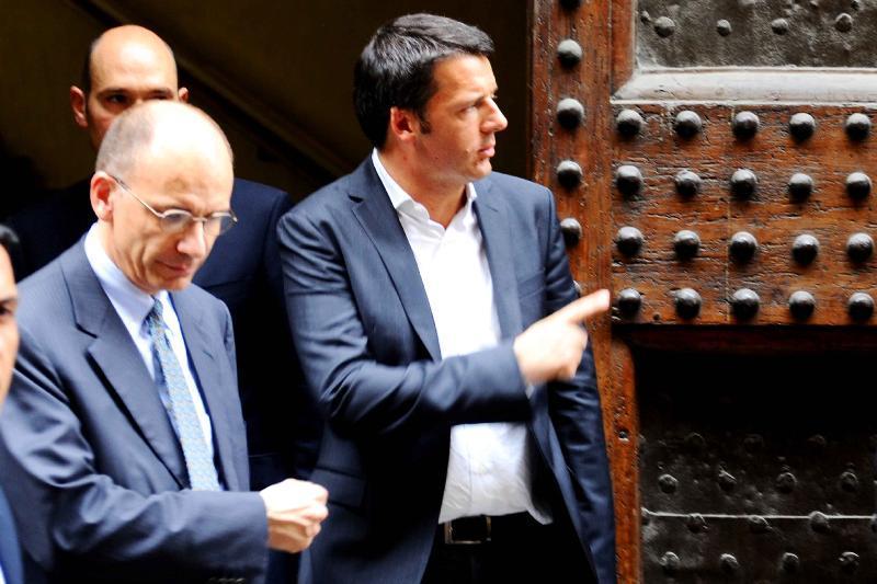 Crisi di governo, Letta domani al Quirinale per dare le dimissioni. Renzi a Palazzo Chigi