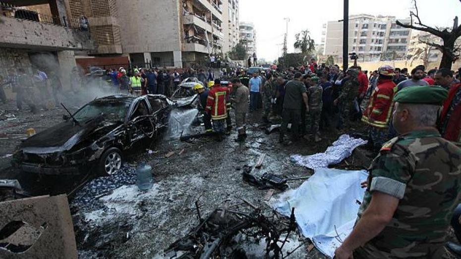 Due jihadisti vicini ad Al-Queda si fanno esplodere il Libano: 5 morti ed oltre 80 feriti