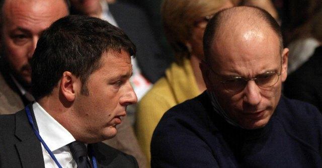 """Governo in bilico, Renzi al posto di Letta? Napolitano secco: """"La decisione al Pd"""""""