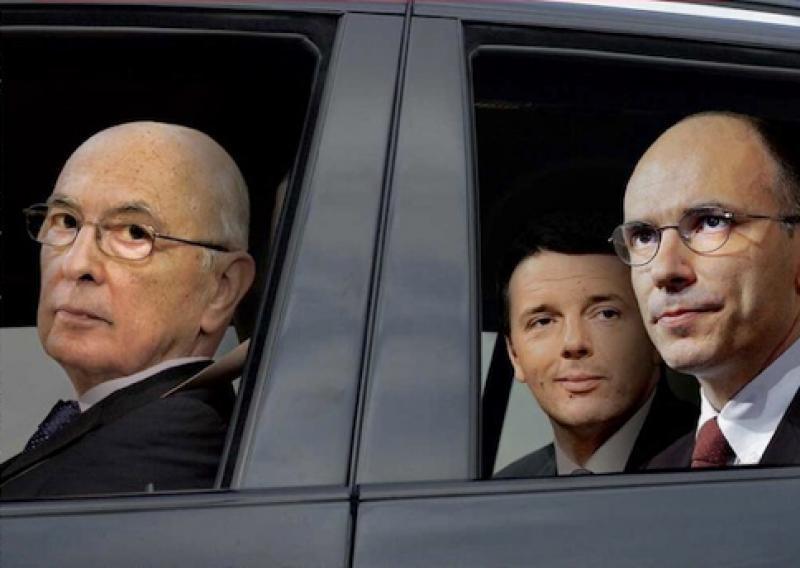 """Palazzo Chigi, Letta resiste: """"Devono sfiduciarmi"""". Renzi ha la squadra pronta"""