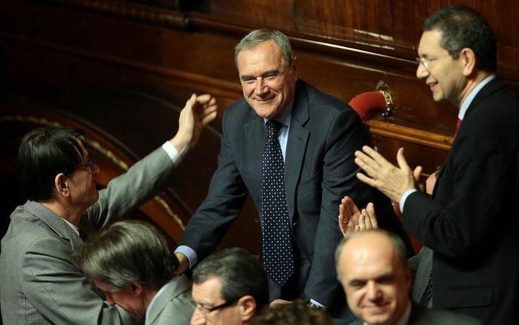Presidenza della Repubblica, spunta il nome di Grasso al primo scrutinio. Bersani o Veltroni al quarto