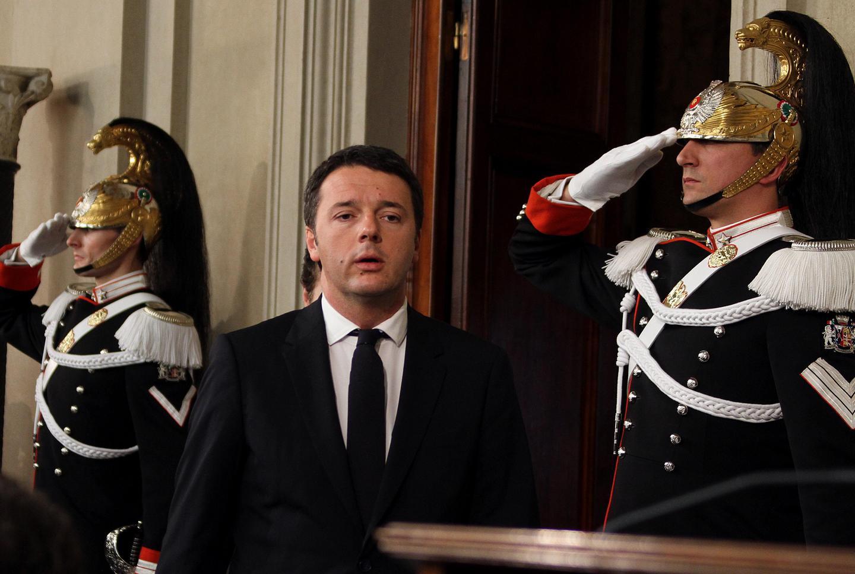 """Renzi avvia le consultazioni: """"Non chiamatemi presidente"""". Delrio:""""Governo entro sabato"""""""
