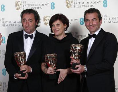 """Ancora un premio per """"La grande bellezza"""" di Sorrentino: Vinto l'oscar britannico"""