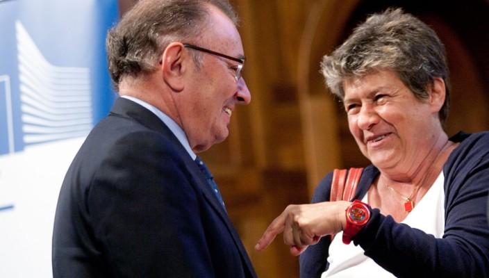 """Renzi ironizza: """"La strana coppia Squinzi-Camusso contro le riforme"""" e sui tagli alla PA annuncia: """"Vedremo il derby palude contro innovazione"""""""
