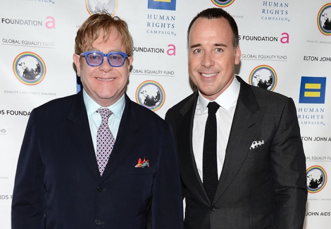 Londra, Elton John e David Furnish sposi a maggio