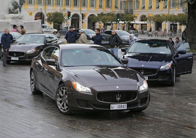Spending review, parte la vendita delle auto blu: la Maserati di La Russa all'asta su eBay