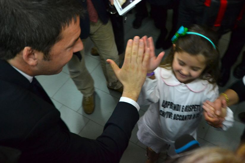 "Renzi: ""Entro mercoledì piano casa, Job act, scuola. Pronti due mld per l'edilizia scolastica"