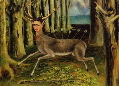 Inaugurata a Roma la mostra dedicata alle opere di Frida Kahlo