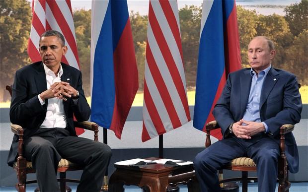 """Putin sospende le esercitazioni militari.Obama: """"Mosca è dalla parte sbagliata della storia"""""""