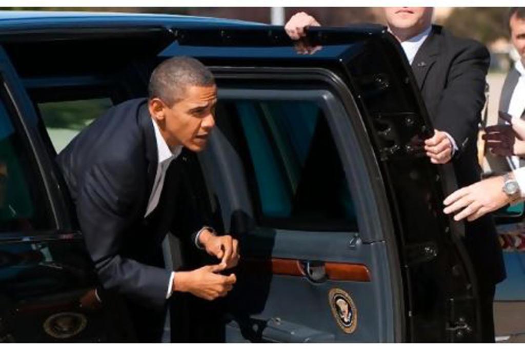 Roma blindata, un convoglio di 28 auto e 6 moto per scortare il Presidente Obama