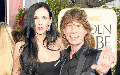 Sorpresa nel testamento di L'Wren Scott: tutti i beni a Mick Jagger. Nove milioni di dollari niente alla famiglia