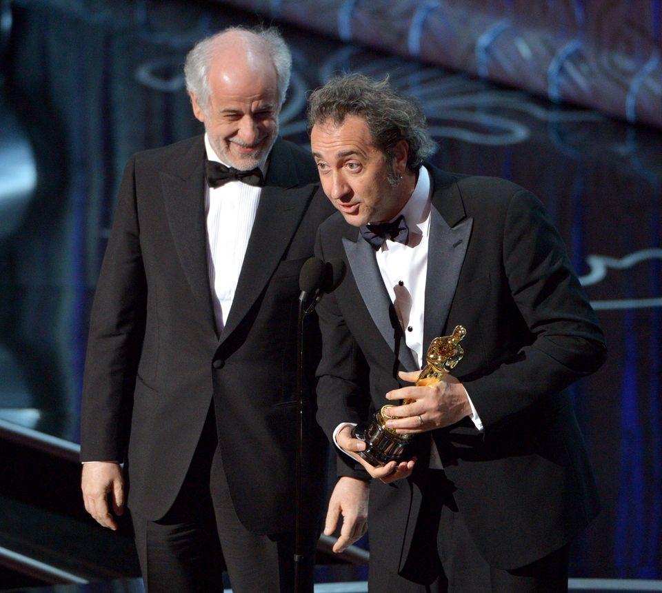 """""""La grande bellezza"""" da Oscar. Sorrentino: """"Chi mi ha ispirato? Da Fellini a Maradona"""""""