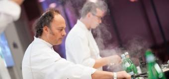 """Il magnifico """"Tris"""" di Cedroni: vino, cucina e prodotto italiano. E dal passato torna il Montonico abruzzese, un bianco 'contadino' divenuto re"""