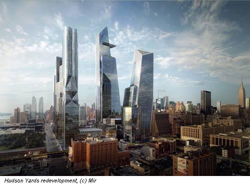 New york la sfida al cielo grattacieli sempre pi alti e for Appartamento grattacielo new york