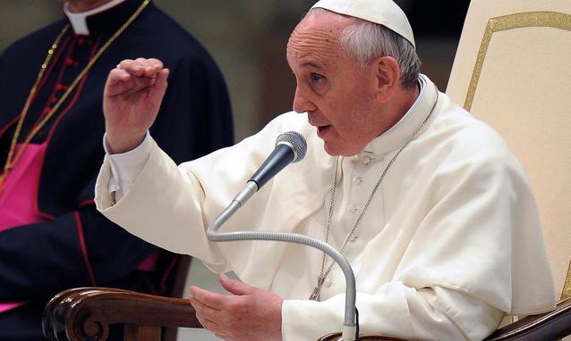 """Papa Francesco accoglie la Comunità di recupero di San Patrignano: """"No ad ogni tipo di droga"""""""