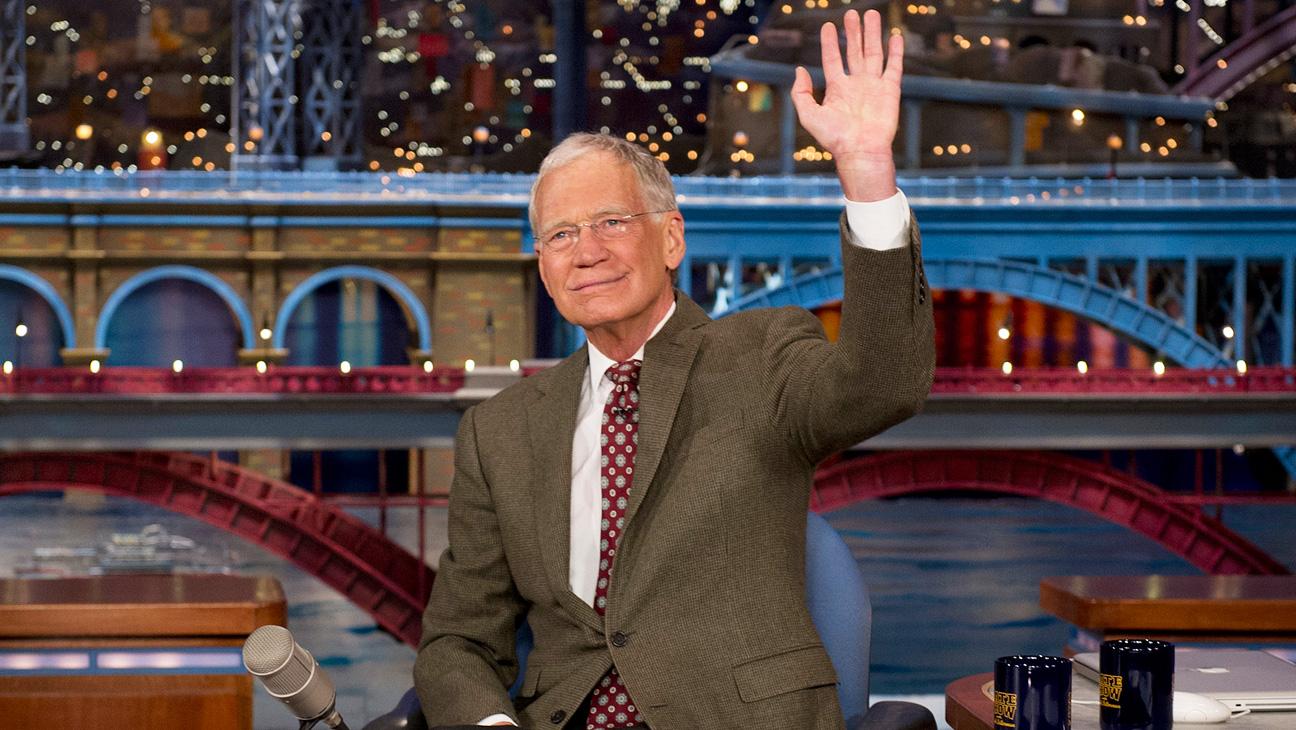 """David Letterman dice addio alla tv, """"Grazie a tutti ma nel 2015 mi ritiro"""". Obama: """"Ci sono più di 10 motivi per cui David Letterman ci mancherà"""""""
