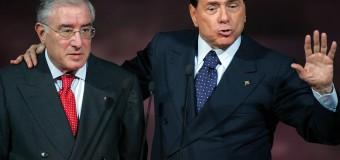 """La polizia libanese ha bussato e Dell'Utri ha aperto. Nessuna operazione speciale. Berlusconi rivela: """"L'ho mandato io a Beirut"""""""
