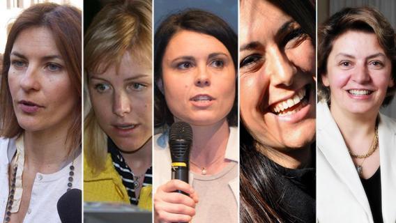 Rivoluzione Pd, cinque donne capolista alle europee. Ma per gli uomini e' una brutta sorpresa. Emiliano minaccia di ritirarsi