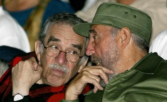 Addio allo scrittore Gabriel Garcia Marquez, premio Nobel amico di Fidel