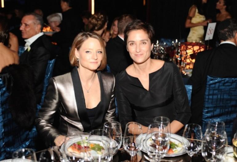 Jodie Foster sposa la sua fidanzata Alexandra Hedison. E' boom di auguri su twitter