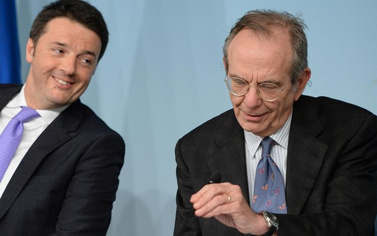 """Spending Review, più tasse alle banche e diminuzione dell'Irpef. Renzi: """"Ora pagherà chi non ha mai pagato"""""""