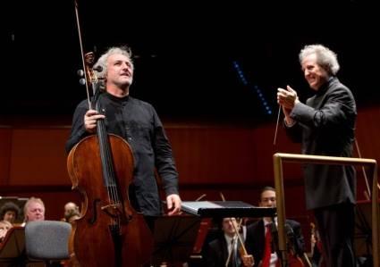 Accademia S. Cecilia, di scena il magistrale violoncellista Mario Brunello. Dalle decadenti atmosfere viennesi alla più alta letteratura musicale russa
