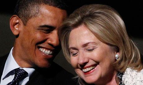 Casa Bianca, pranzo segreto tra Obama e la possibile candidata alle prossime presidenziali Hillary Clinton