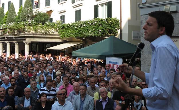 """Elezione Europee, ritornano i 'comizi'. Renzi a Grillo: """"La Piazza è nostra, non ve la lasciamo"""""""