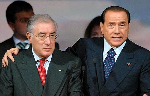 """Berlusconi abbandona i suoi amici: """"Dell'Utri e Scajola Da tempo fuori da Forza Italia"""""""