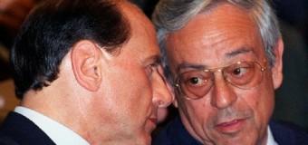 Berlusconi sempre più solo, anche l'amico Previti passa col nemico Alfano