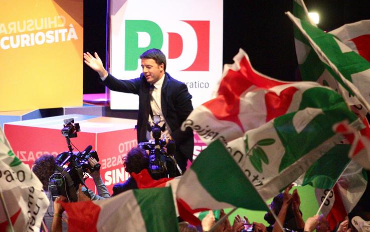 """Europee, dati definitivi: Renzi al 40,8%. Doppiato Grillo 21,2%, Berlusconi al 16,8%. Il premier: """"Risultato storico, ora le riforme"""""""