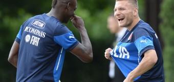Italia-Uruguay, Prandini cambia schema: Immobile titolare a fianco di Balotelli. De Rossi resta fuori