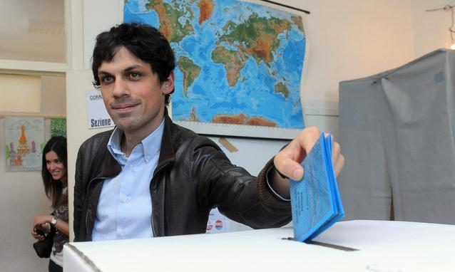 Perugia, svolta storica: con il giovane avvocato Andrea Romizi (centrodestra) la citta' rossa ha deciso di cambiare