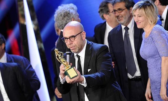 David di Donatello, Sorrentino e Virzì eroi della serata: a 'La Grande Bellezza' vanno otto statuette, a 'Il Capitale Umano' sette