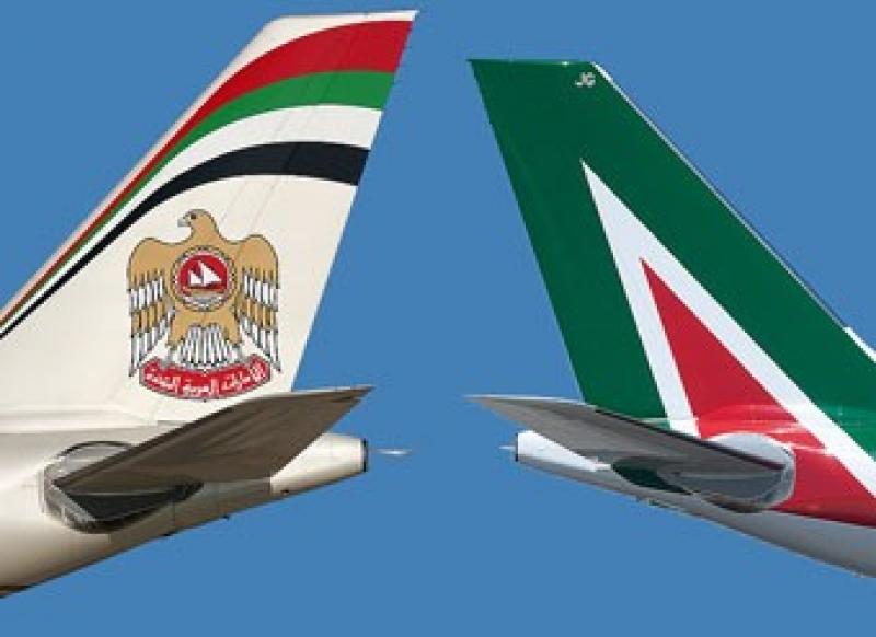 Svolta per Alitalia. Etihad acquisterà il 49% della compagnia italiana