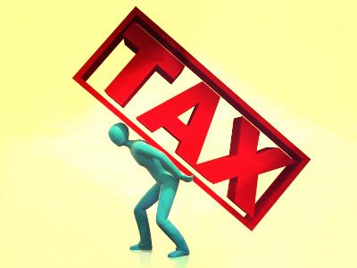 L'Italia sempre più colpita dalle tasse. La pressione fiscale arriva al 43.8%, 4 punti in più rispetto alla media Ue