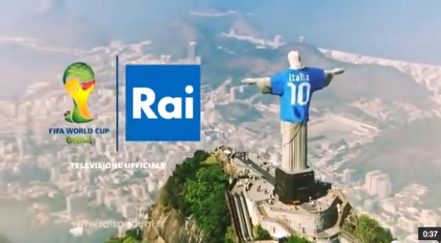 Mondiali 2014, l'Arcidiocesi di Rio chiede un risarcimento milionario alla Rai per aver messo al Cristo Redentore la maglia di Cassano