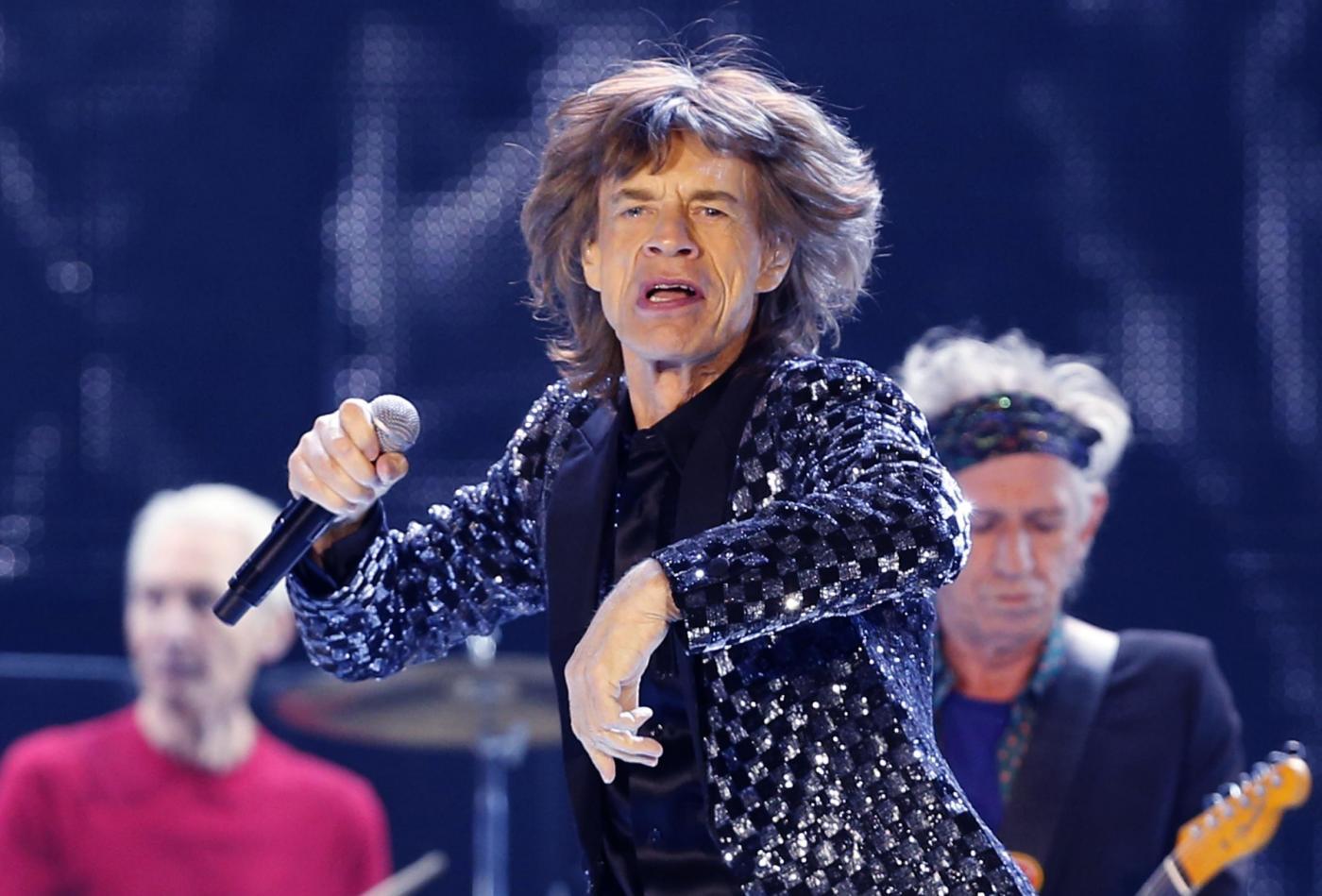 """Settantamila persone al concerto dei Rolling Stones, Mick Jagger infiamma il Circo Massimo: """"L'Italia vincera' il Mondiale"""""""
