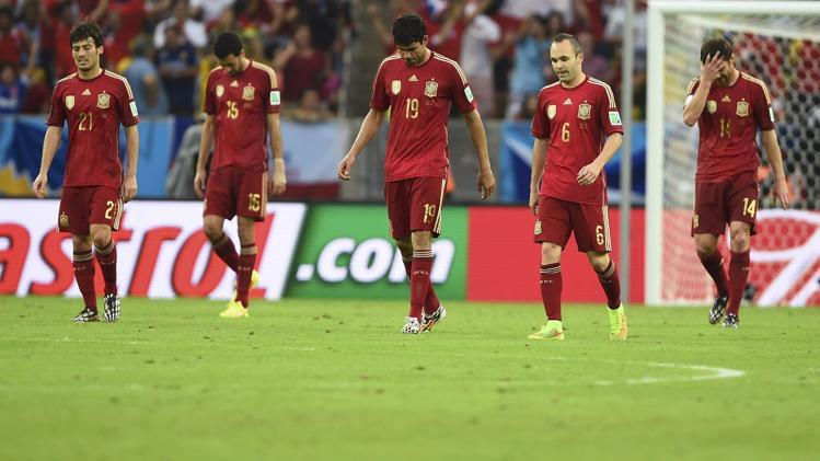Mondiale 2014, debacle spagnola. I Campioni del Mondo non superano la fase ai gironi