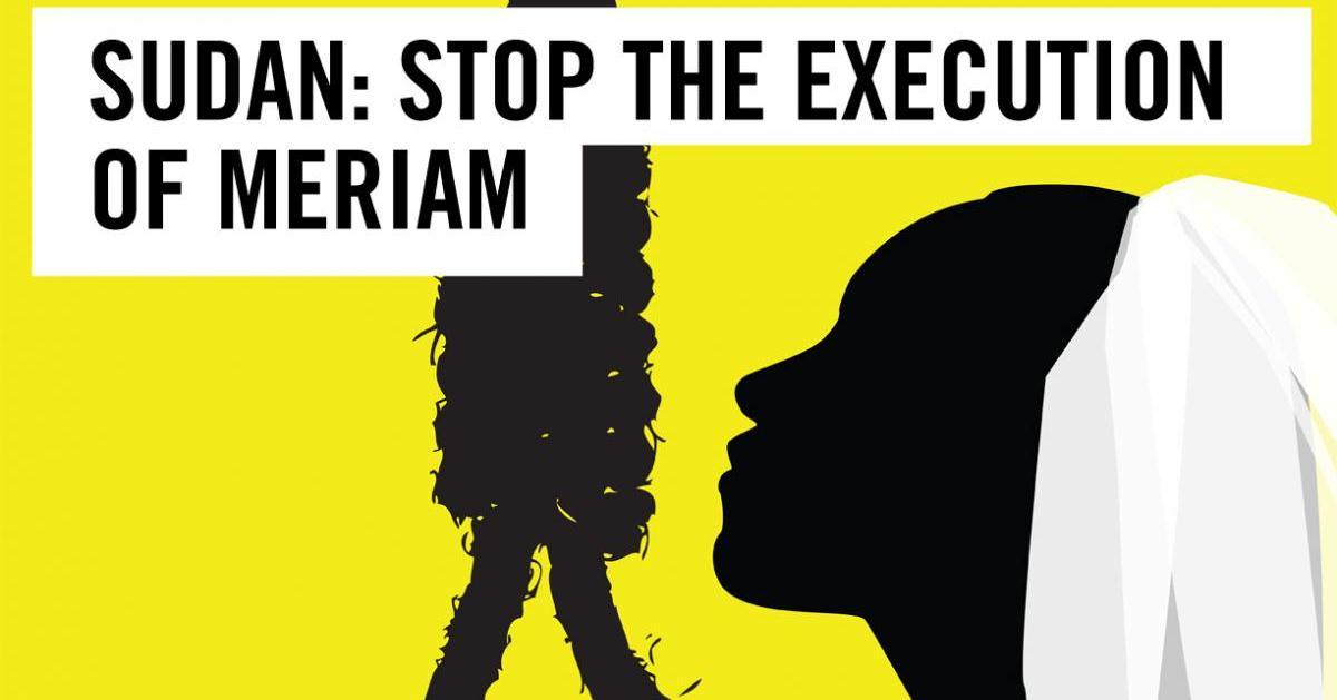 Sudan, Meriam è libera. Annullata la condanna a morte per impiccagione alla giovane cristiana accusata di apostasia