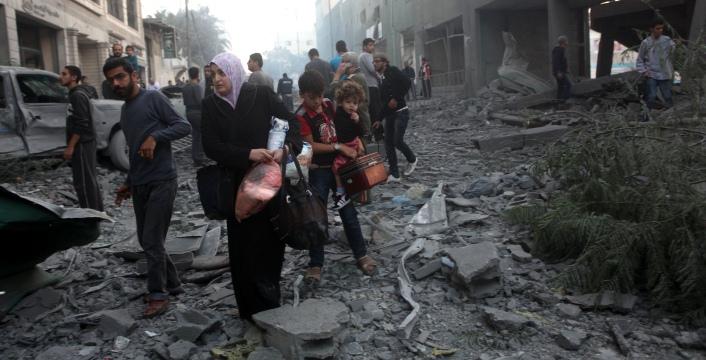 Gaza, i raid israeliani continuano a fare vittime: 203 i morti, più di 1500 i feriti
