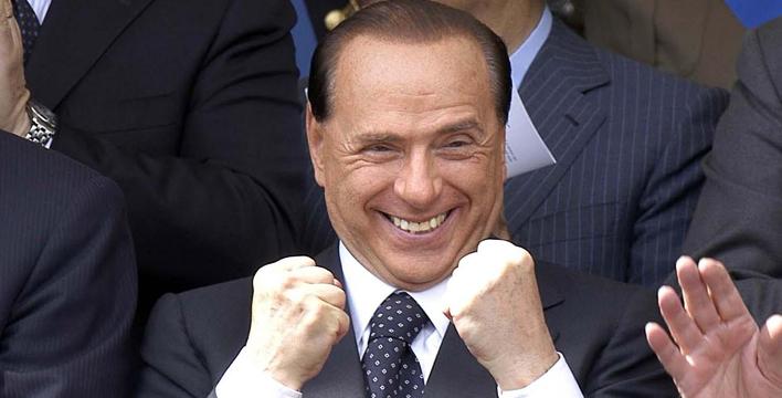 """Cantiere del centro-destra, Berlusconi 'perdona' Alfano e apre a Salvini: """"E' un goleador, io posso fare il regista e metterci la squadra…"""""""