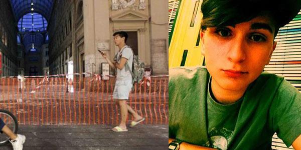 Napoli, l'assurda morte di Salvatore il 14enne colpito dai calcinacci nella Galleria Umberto I