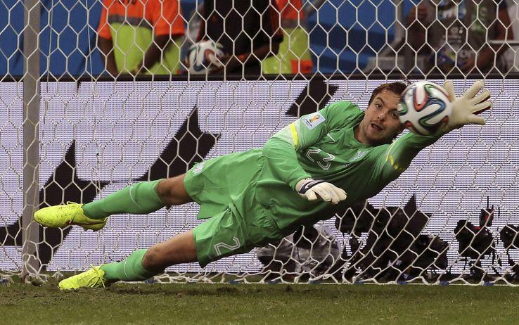 Mondiali 2014, l'Olanda ai rigori piega il Costa Rica. Il portiere Tim Krull l'eroe della qualificazione