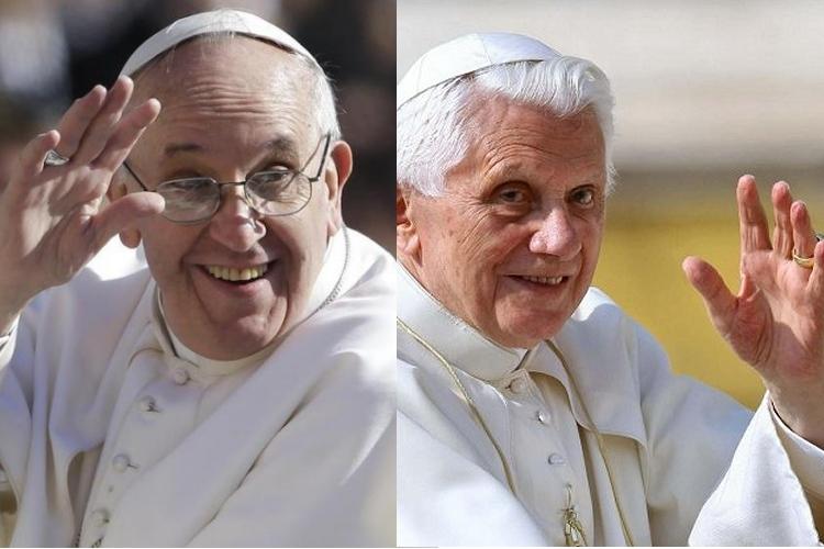 Argentina-Germania, derby dei Papi. Sale la febbre in Vaticano, i due pontefici forse insieme davanti alla tv