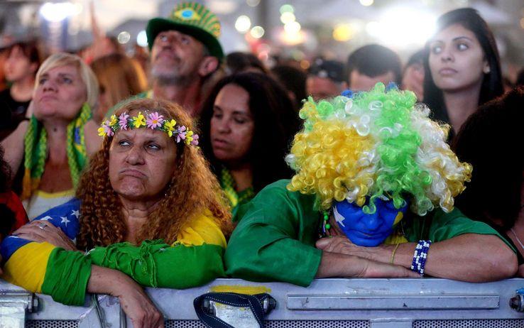 Oggi finalissima Argentina-Germania al Maracana'. Brasile un altro flop, tifosi sconfortati: neppure il terzo posto con l'Olanda