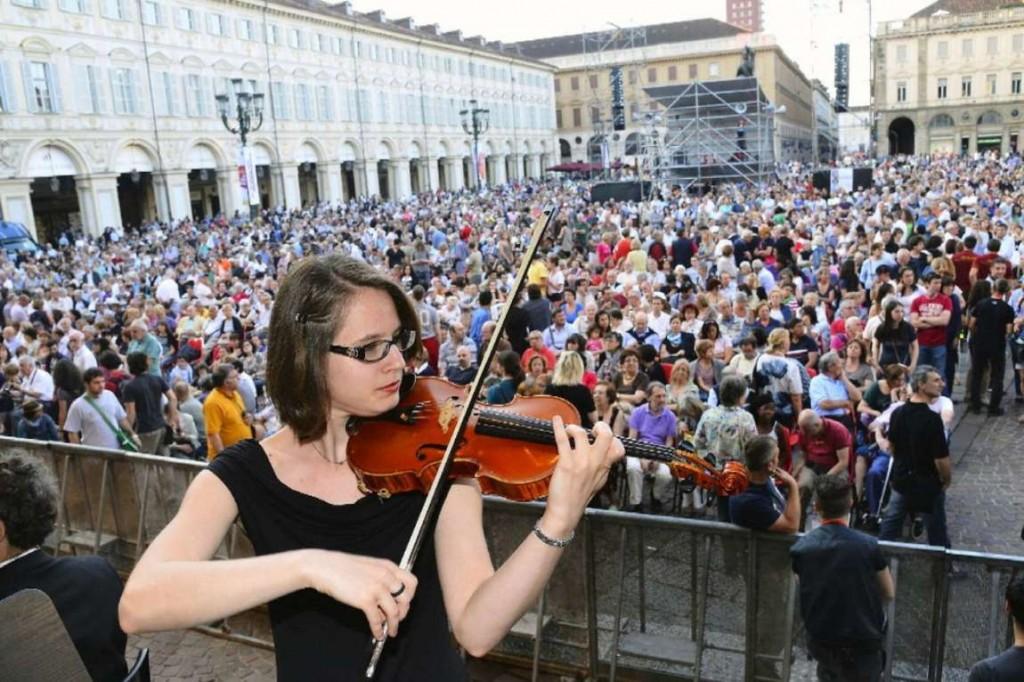 Torino, a Piazza San Carlo 'arriva' Mozart. Dal 18 al 23 luglio concerti a cielo aperto dedicati al grande compositore